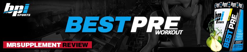 BPI Sports - Best Preworkout - MrSupplement Review
