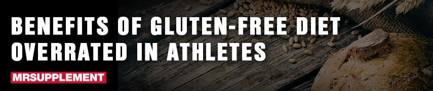 Benefits of Gluten-Free Diet Overated in Athletes