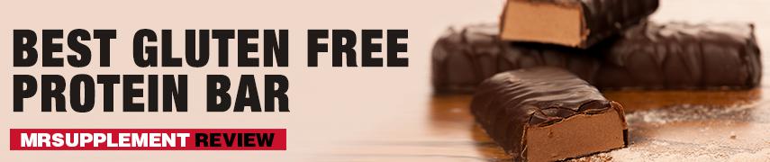 Best Gluten Free Protein Bar -  MrSupplement Review