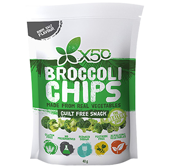 Broccoli Chips - MrSupplement Review