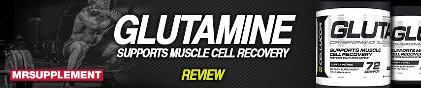 Cellucor_Glutamine_Review