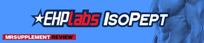 EHP Labs - IsoPept - MrSupplement Review