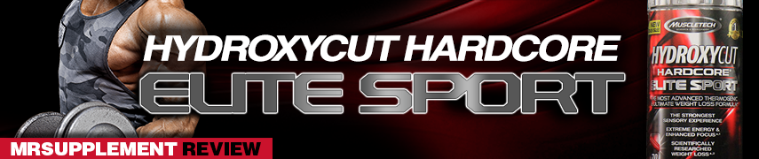 Hydroxycut Hardcore Elite Sport - MrSupplement Review