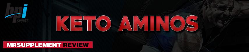 BPI Sports - Keto Aminos - MrSupplement Review