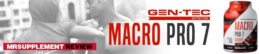 Gen-Tec Macro Pro 7 - MrSupplement Review