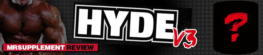 Pro Supps - Mr Hyde V3 - Mrsupplement Review