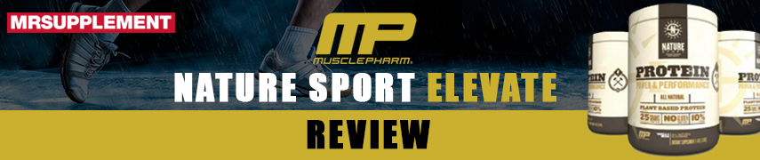 MusclePharm Nature Sport Elevate Review