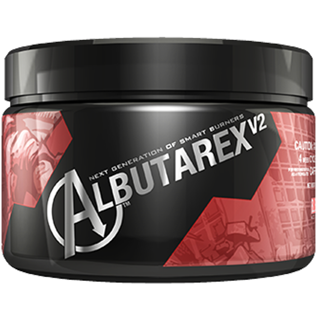 Mutated Nation Albutarex V2