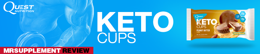 Quest Nutrition - Keto Cups - MrSupplement Review
