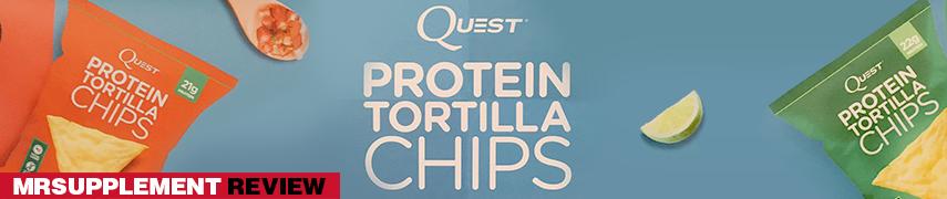 Quest Protein Tortilla Chips - MrSupplement Review