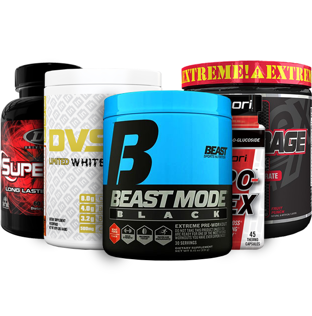 Restricted Pre Workouts & Fat Burners- MrSupplement Article