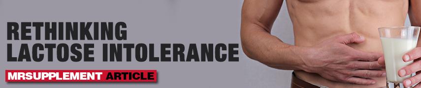 Rethinking Lactose Intolerance - MrSupplement Article