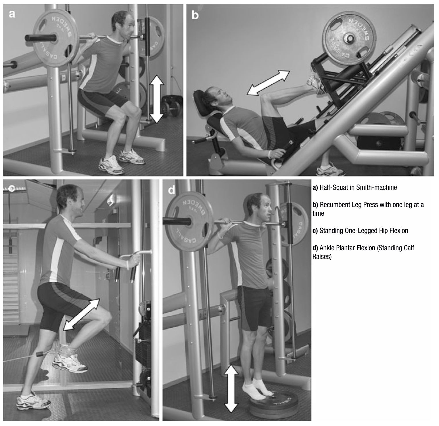 strength training exercises for cyclists