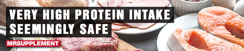 Very High Protein Intake Seemingly Safe