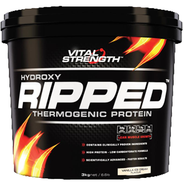Vital Strength Hydroxy Ripped