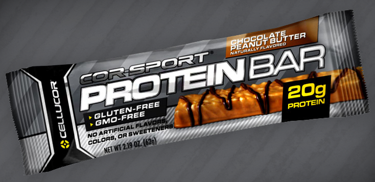 Cor Sport - Protein Bar - Mrsupplement Review