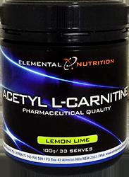 Elemental Nutrition Acetyl L-Carinitine