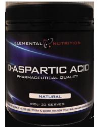 D-Aspartic Acid - MrSupplement Article