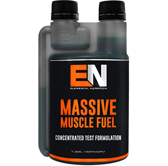 Elemental Nutrition Massive Muscle Fuel