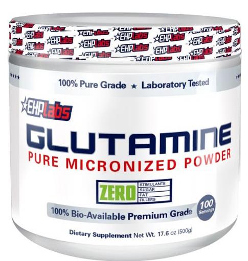 EHPLabs - Glutamine - MrSupplement Review