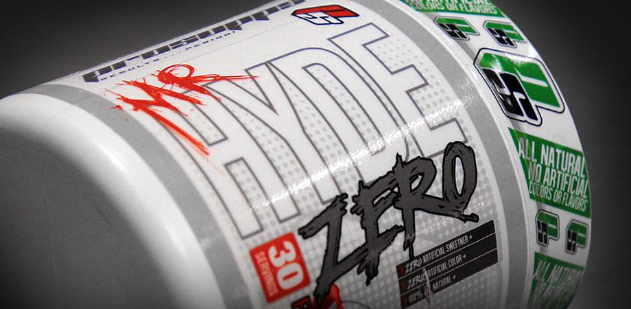 Pro Supps - Mr Hyde Zero - MrSupplement Review