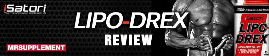 iSatori_Lipo-Drex_Review