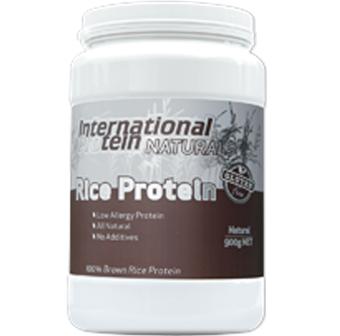 International Protein Natural Rice Protein