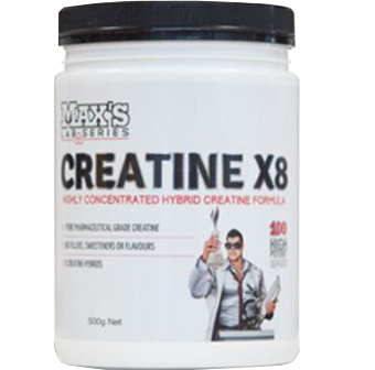 Max's Lab Series Creatine X8