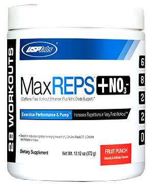 USP Labs Max Reps Review