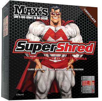 Max's Super Shred