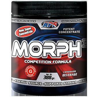 APS Nutrition Morph 3