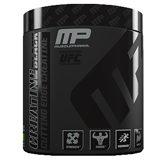 MusclePharm Creatine Black
