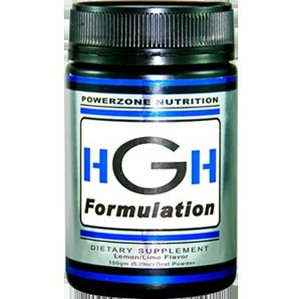 Powerzone Nutrition HGH