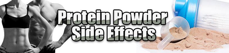 Protein Powder Side Effects