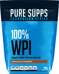 Pure Supps 100% WPI - MrSupplement Article