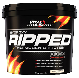 Vital Strength Hydroxy Ripped