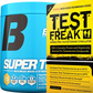 Beast Super Test vs PharmaFreak Test Freak