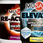 Musashi Reformulate Pre and Intra Workout