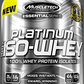 MuscleTech Platinum 100% Iso Whey Review
