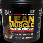 BSc Nitrovol Lean Muscle Review