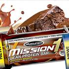 Muscletech Mission 1 Protein Bars Review