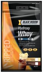 Black Widow Hydroxy Whey