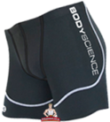 BSc Compression Half Quad Shorts
