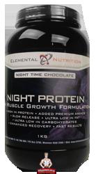 Elemental Nutrition Night Protein