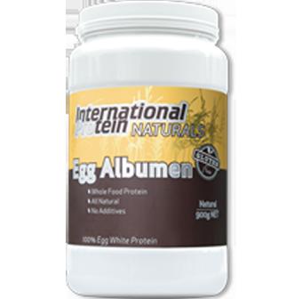 International Protein Naturals Egg White Protein