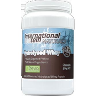 International Protein Naturals Hydrolysed Whey
