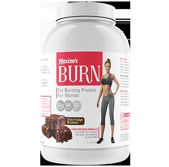 Maxines Burn Protein Shake