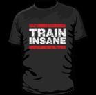 Mr Supplement Train Insane Workout Shirt