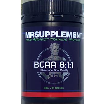 Mr Supplement BCAA 8-1-1