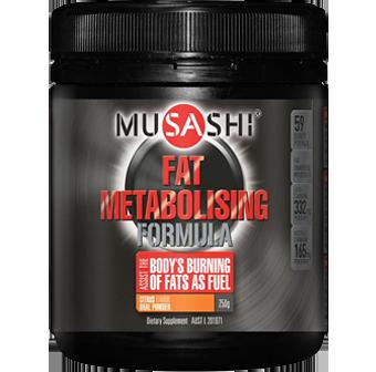 Musashi Fat Metabolising Formula
